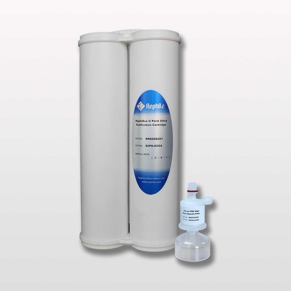 RephiDuo U Pack for Direct-Pure Water System