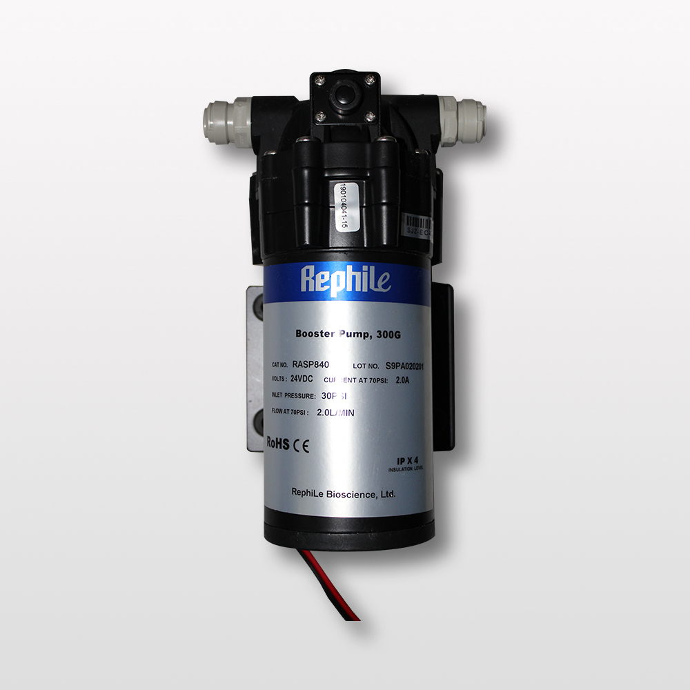 RO Booster Pump for Direct-Pure Water System (for S6 and after) RASP840KT