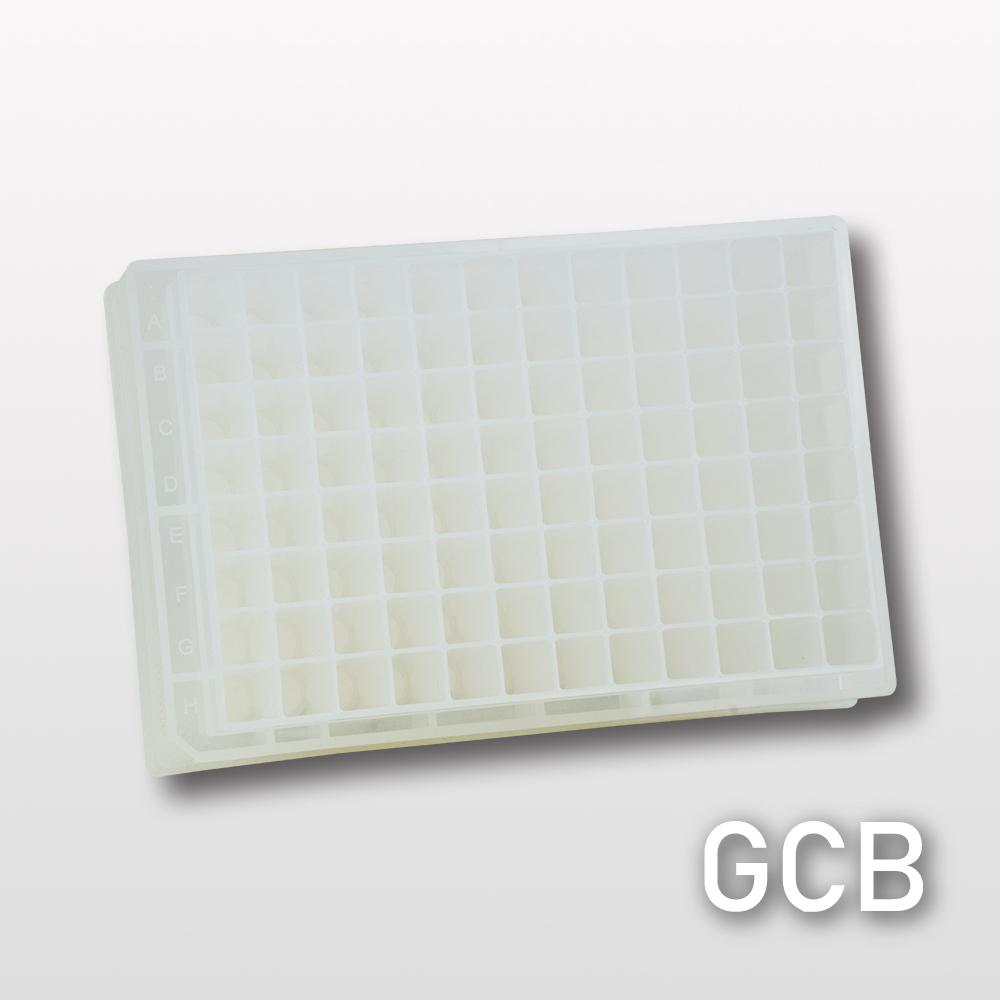 GCB 96 well plate SalusPrep