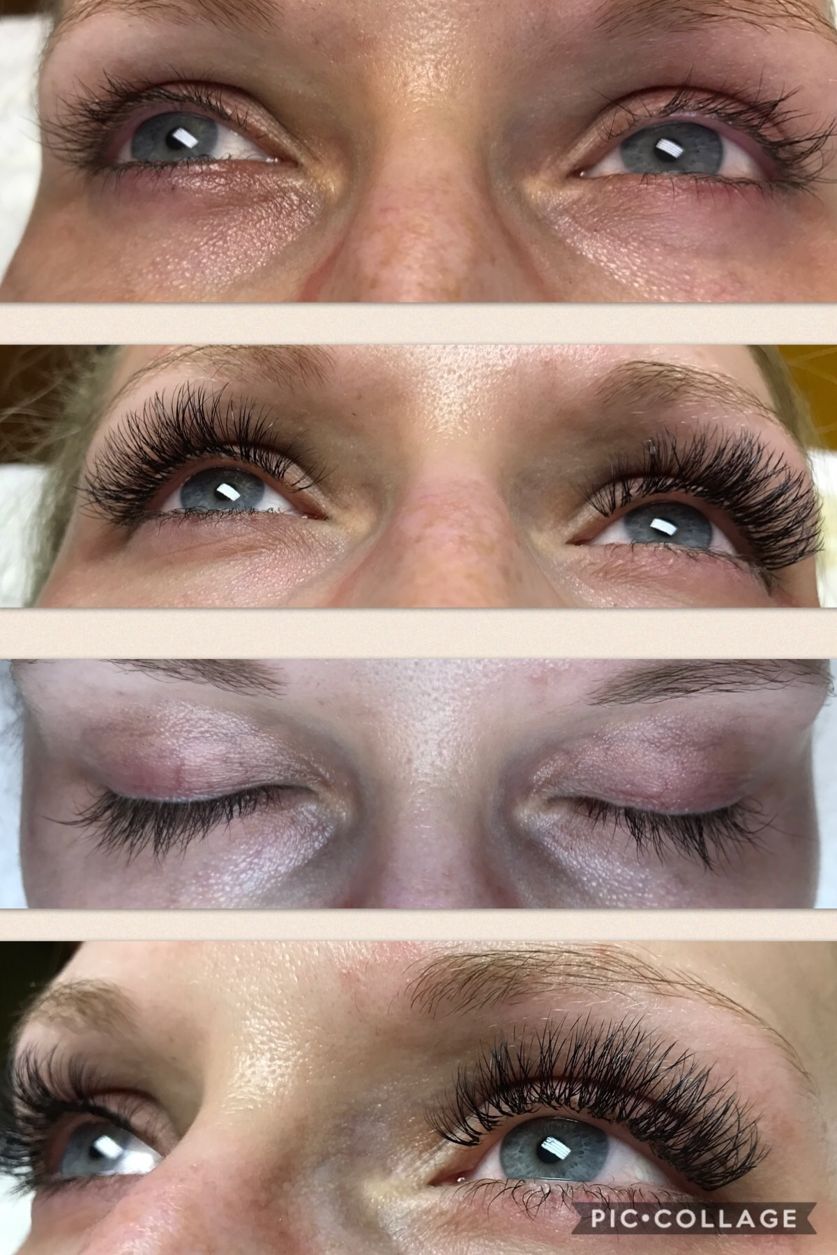 Lash Extensions Salus Massage Therapy Skin Care
