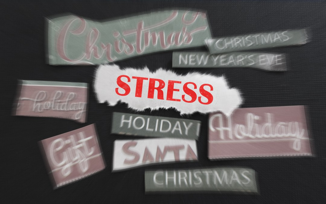 Stress Reducing Tips For The Holidays