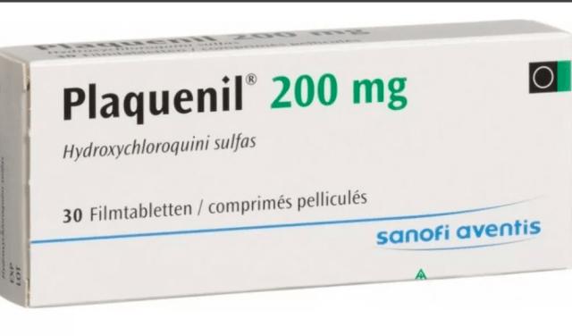 Коронавирус: лаборатории готовятся производить хлорохин в больших количествах.