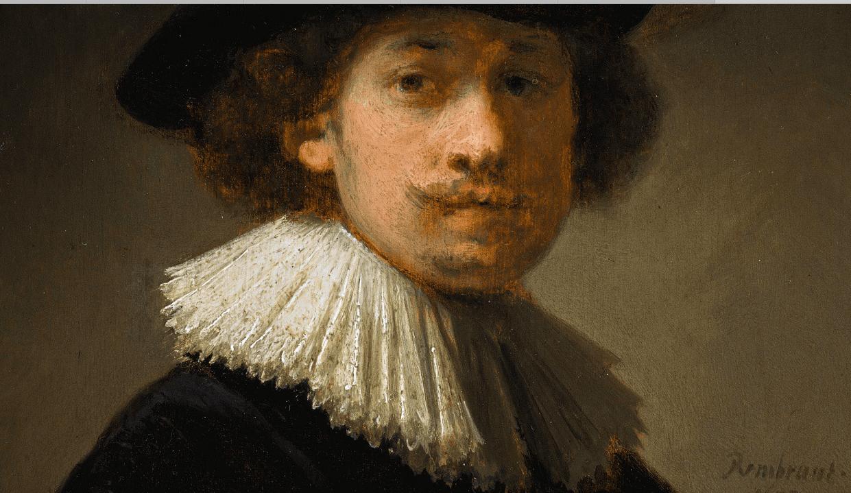 Редкий автопортрет Рембрандта продан за 16 миллионов евро в течении 6 минут.