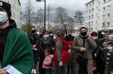 Смерть Хамзата в Ренн: сотни чеченцев вышли против стигматизации своей общины.