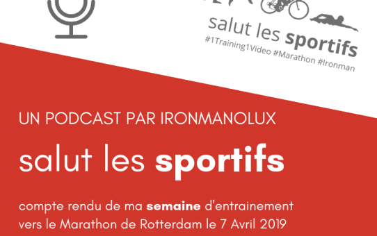 SalutLesSportifs #Episode #10