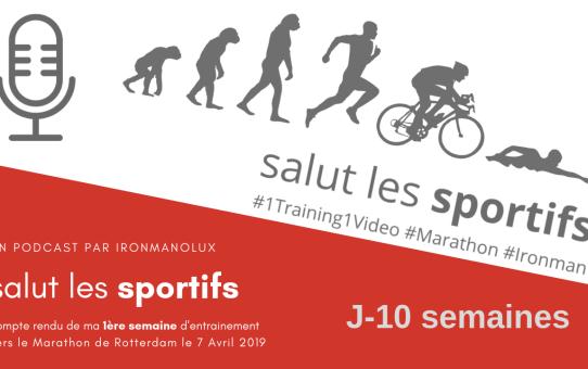 SalutLesSportifs #Episode #00 #Pilote