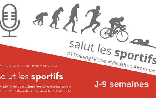SalutLesSportifs #Episode #01