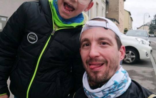 Père & Fils ou Run & Vélo