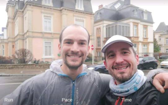Au diable le cardio, mais en bonne compagnie  #InstaRun #Triathlon #Running #RunInLux #1Training1Video #Spodcaster