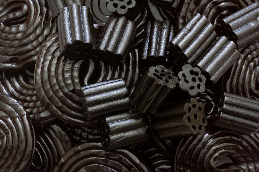Le caramelle alla liquirizia sarebbero le più pericolose per la salute