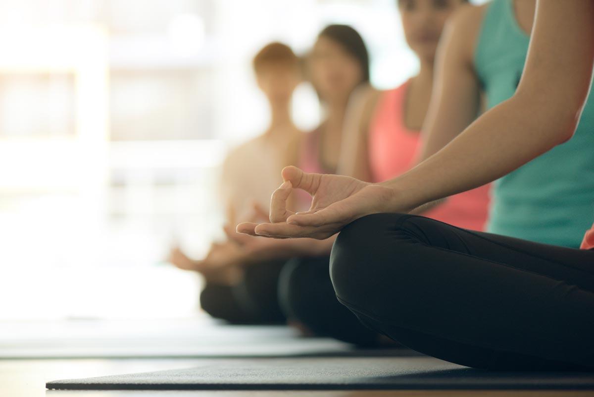 Lo Yoga Come Elisir Di Bellezza E Benessere Salute Plus