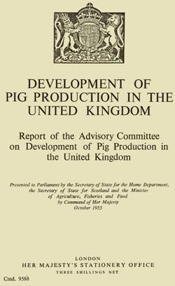 The Howitt Report 1955