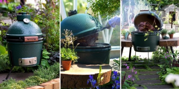 Big green egg header photo