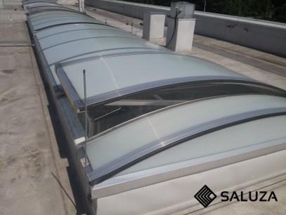 Moskitiery na świetliki dachowe