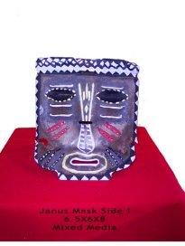 Janus Mask-Side I