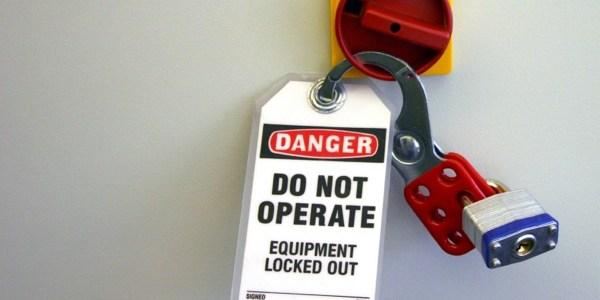Proteção em máquinas