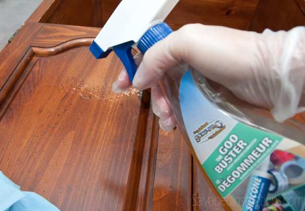 Quick Tip Tuesday How To Remove Sticker Residue Other Sticky. how to remove sticky residue from wood table   Brokeasshome com