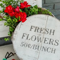 Stenciling 101: Adding Farmhouse Touches