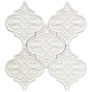 tile backsplash vintage ceramic tile