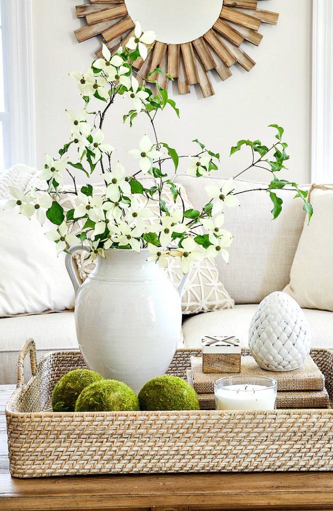 coffee table decor ideas for a cozy