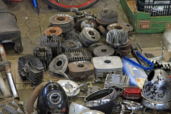salvage title motorcycle parts for sale