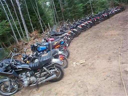 Copart auction motorcycles