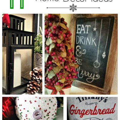 11 simple Christmas decorating ideas to keep it cheap and cheerful. Decorating for the holidays doesn't have to be complicated, expensive, or take a ton of storage. Keep the season simple so you have more time with family and friends.