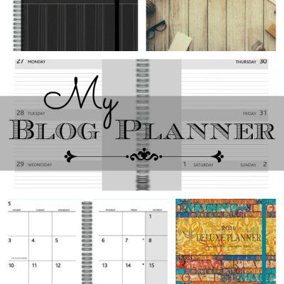 blog planner pin