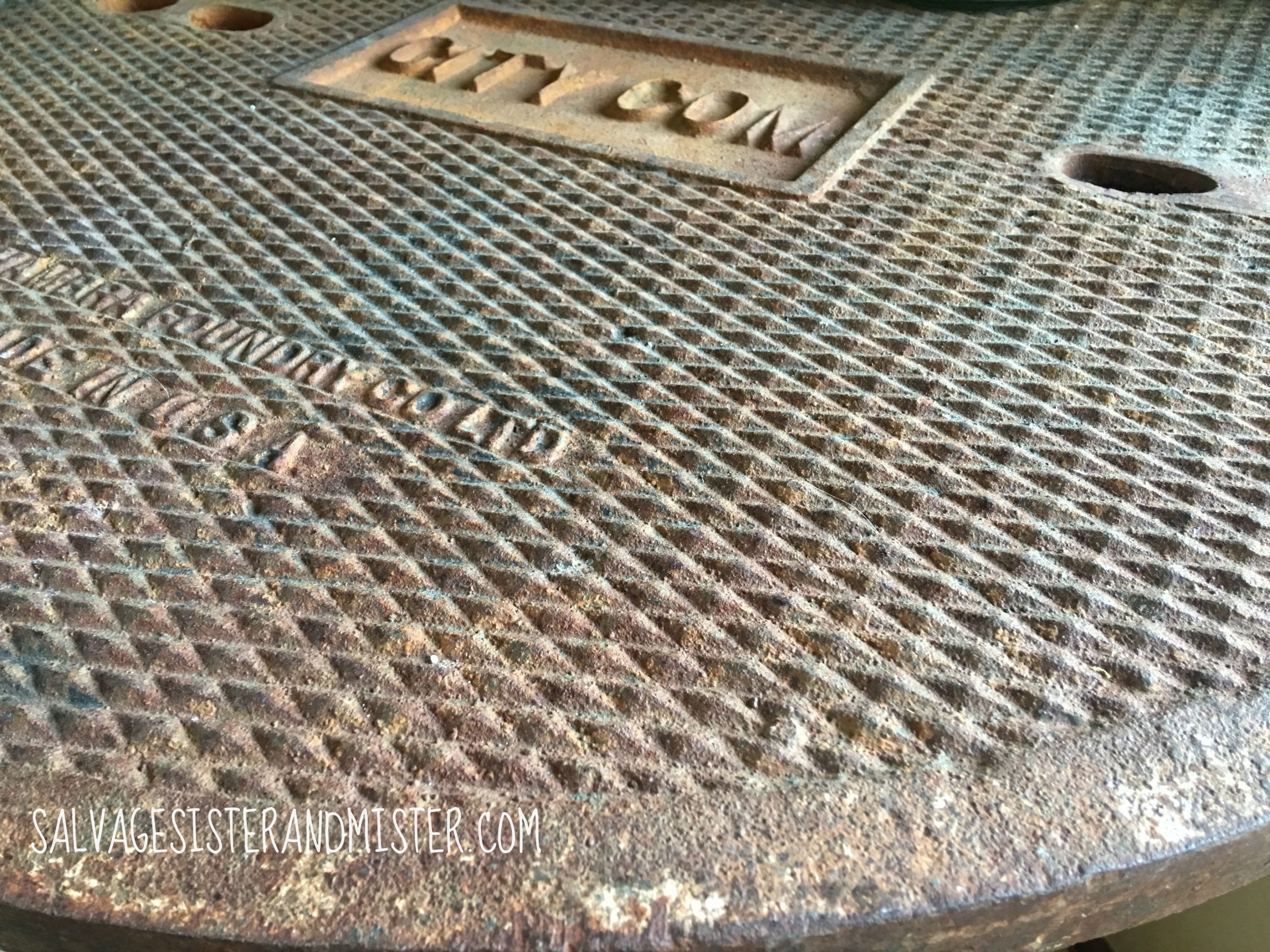 industrial table manhole cover WATERMARKED