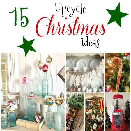 15 upcycle christmas ideas salvage sister and mister 15 upcycle christmas ideas salvage