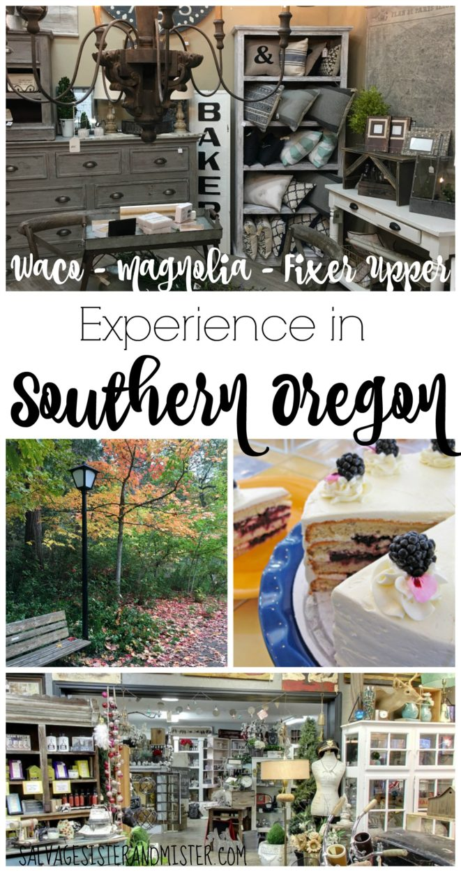 What to do in Oregon. We are sharing our town in Southern Oregon and giving you a Waco, TX, Magnolia market, Fixer Upper kind of tour her in our town. Famhouse and vintage stores, bakeries and food trucks, local stores, picture experiences. Come travel Oregon / travel southern oregon