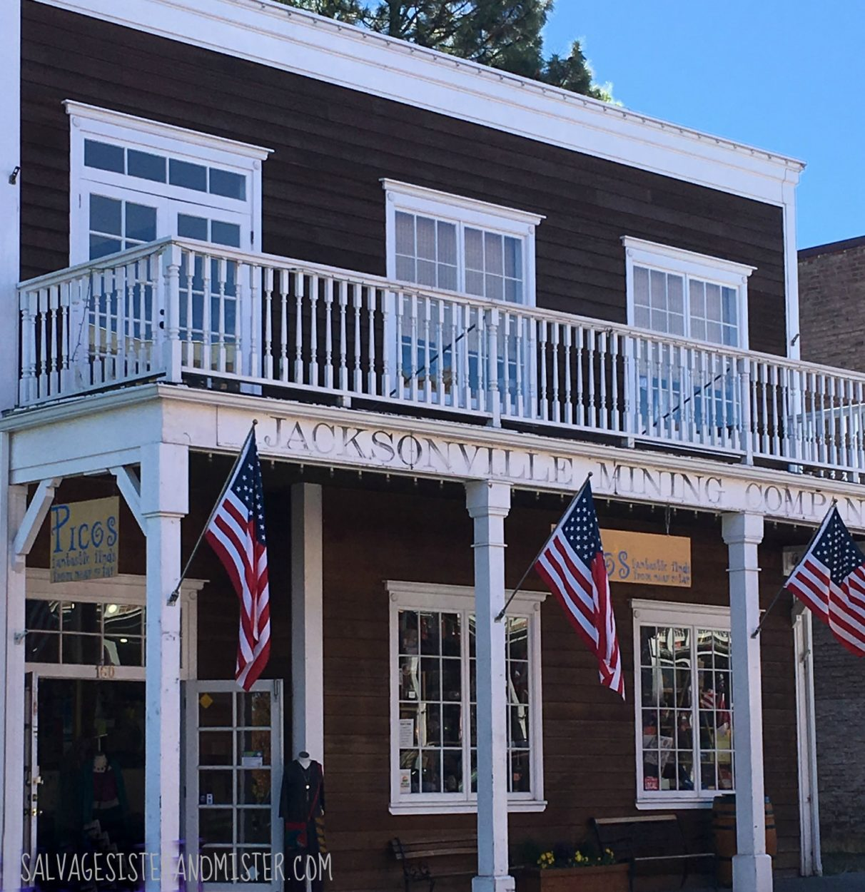 Jacksonville, Oregon Mining Company. This historic town in Southern Oregon is a great place to visit. Here is a list of what to do in oregon