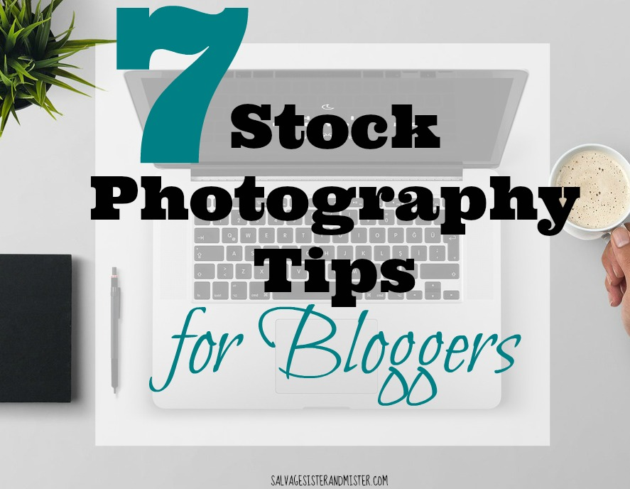 Stock photography can be useful in blogging but there are some things you should be aware of. There are rules you need to follow to ensure you don't violate copyright laws. Photography is protected and you can't just use any image you want. Here are 7 stock photography tips for bloggers to ensure you have the image you need for every blog post. Blogging tips and tricks,