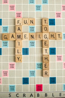 family-friendly game night