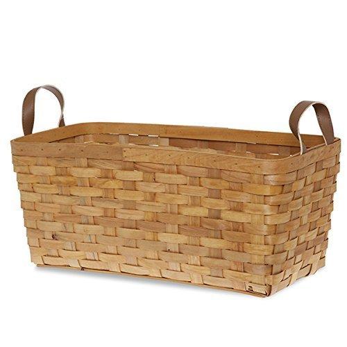 #affiliate link Wooven basket