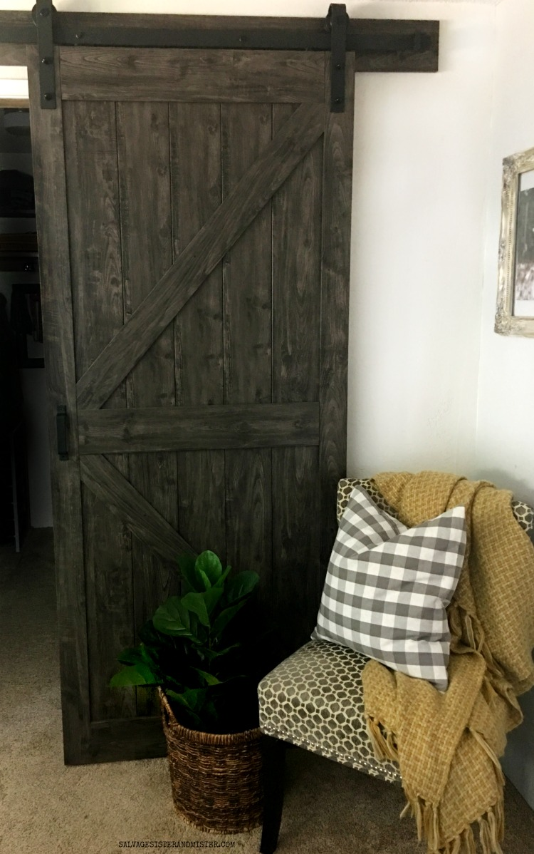 CHOSING A BARN DOOR FOR YOUR SPACE ON SALVAGESISTERANDMISTER.COM