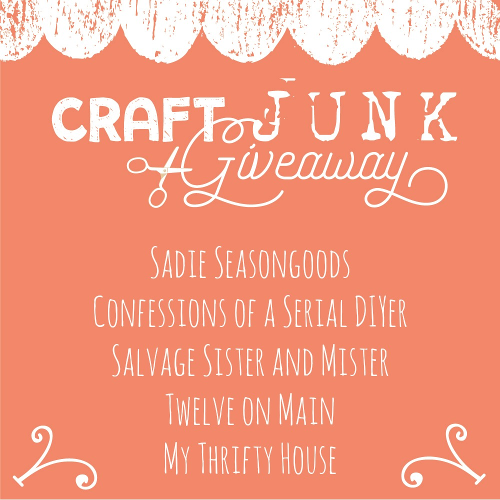 craft junk giveaway christmas edition