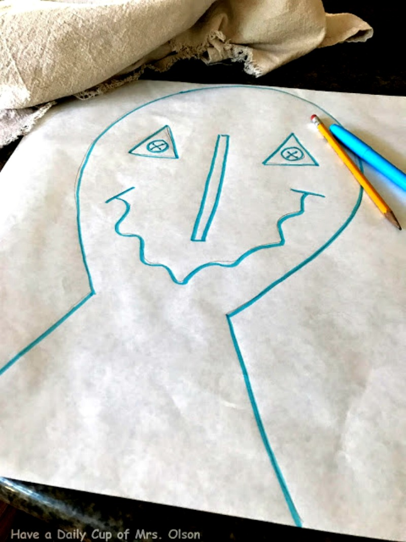 Get this free pdf pitchfork scarecrow face at salvagesisterandmister.com