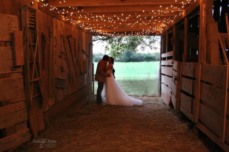 barn wedding at the farm is budget friendly and simple but beautiful