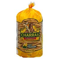 Charras Corn Tostada Shell, 14 oz