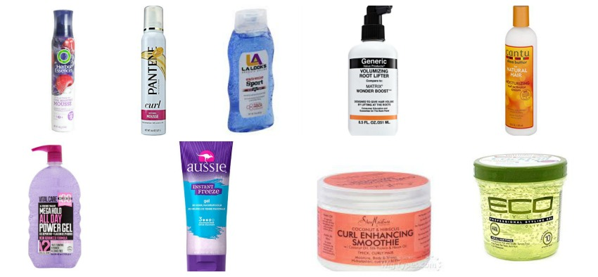 My Favorite Drug Store 2c Curl Products Salvage Sister And Mister