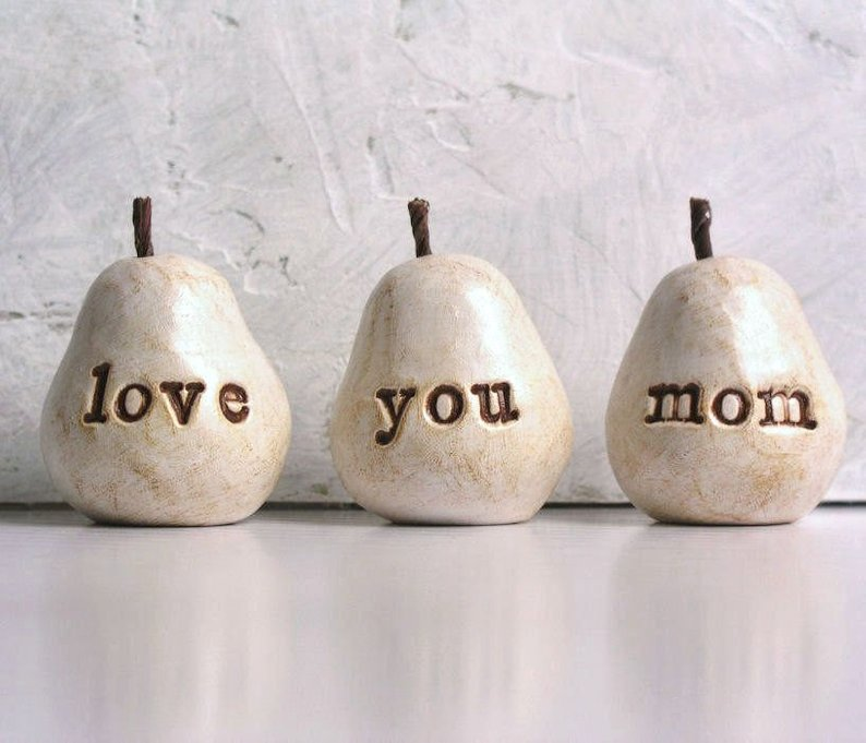 3 love you mom pears for mothers day affiliate link