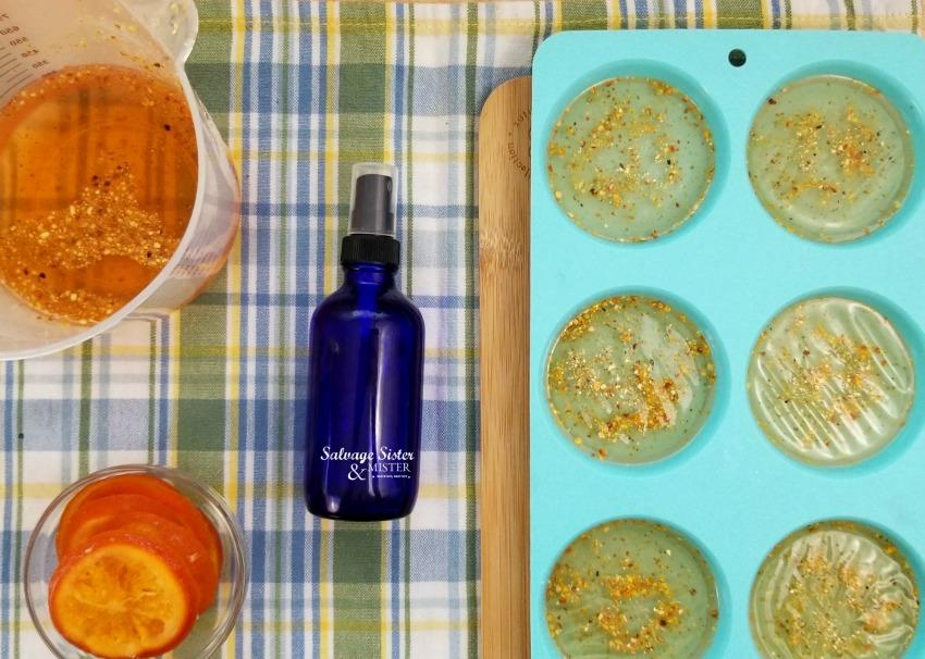 orange peel soap recipe