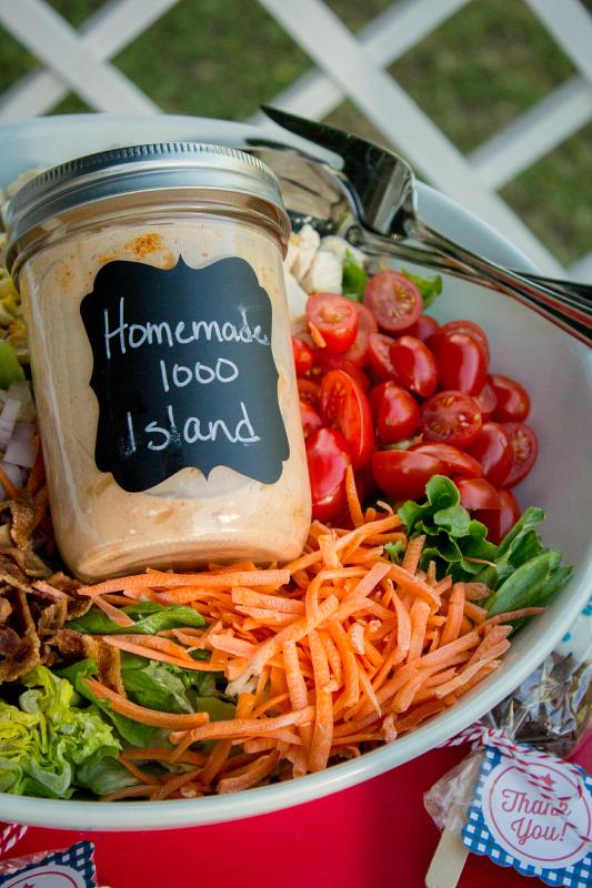 thousand island dressing recipe