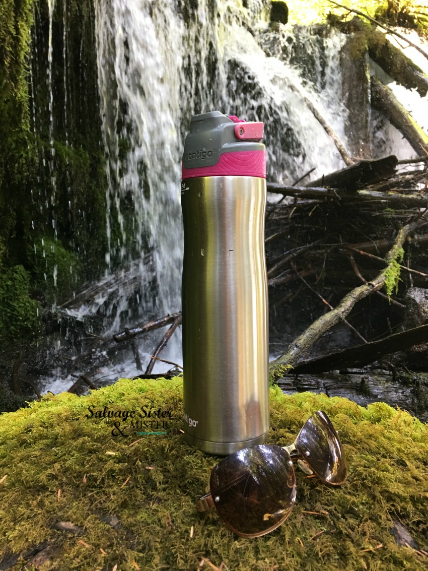 Here is the one tip you need to remove scratched coating from a stainless steel travel mug and get it in good shape again. Waste not, want not. on salvagesisterandmister.com