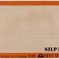 "Silpat Premium Non-Stick Silicone Baking Mat, Half Sheet Size, 11-5/8"" x 16-1/2"" (Renewed)"