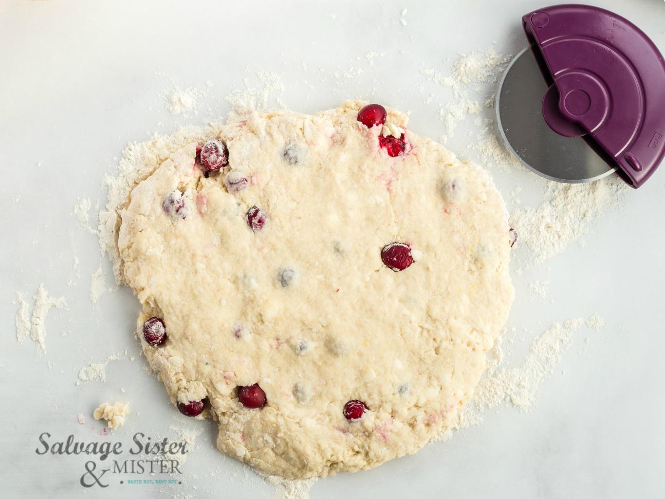 scone dough salvagesisterandmister.com