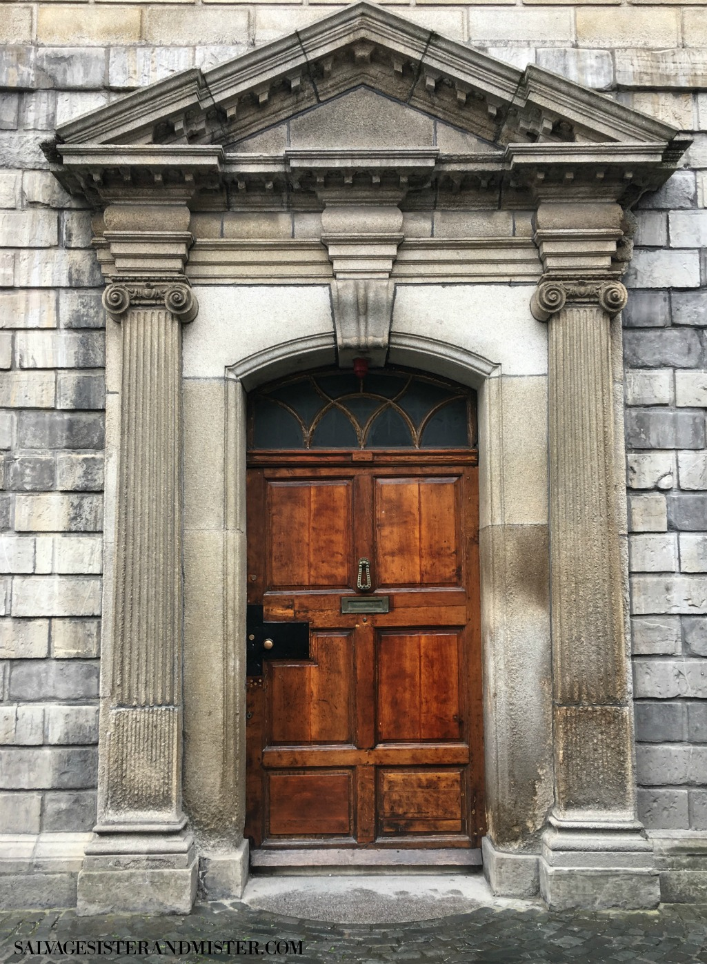 The beautiful doors of Ireland on salvagesisterandmister - salvage travel