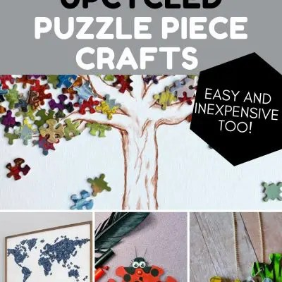 puzzle piece crafts