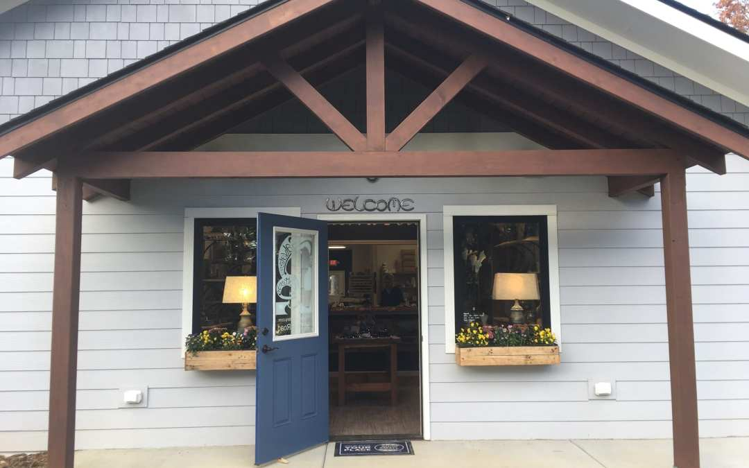 Salvaterra Pottery's New Studio and Gallery